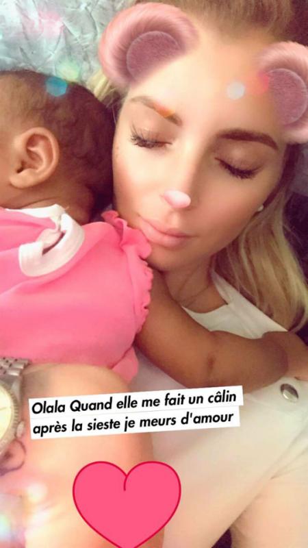 Emilie Fiorelli & Sa Fille Louna Niang