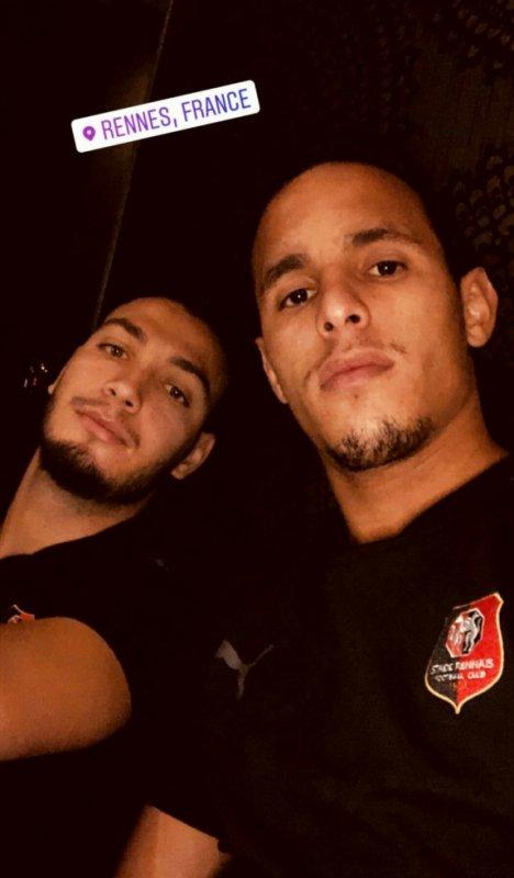 Mehdi Zeffane & Ramy Bensebaini