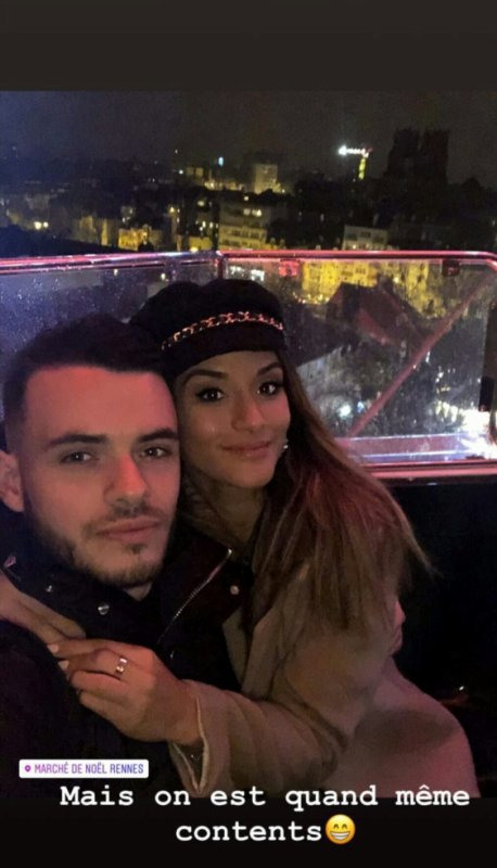 Jérémy Gelin & Saraah Cogui