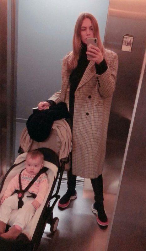 Joséphine Fournier & Sa Fille Paola Grenier