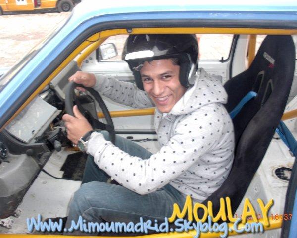 Rally de Tiiaret 2010' avec le diiablusse MIimou'