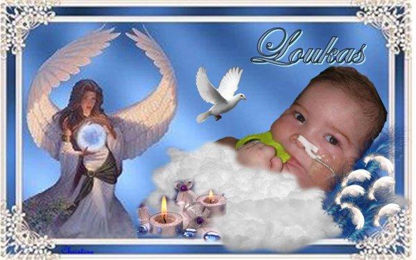 LOUKAS.,  fils