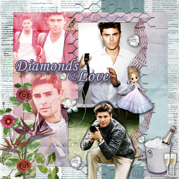 -. • ˙ • . • ˙ • . • ˙ • . • ˙ • . • ˙ • . • ˙ • . • ˙ • . • ˙ • . •˙ • .   ZEFRONS-BOOK • DIAMONDS-AND-LOVE  « Ecrire, c'est savoir dérober des secrets qu'il faut encore savoir transformé en diamants. »  - . • ˙ • . • ˙ • . • ˙ • . • ˙ • . • ˙ • . • ˙ • . • ˙ • . • ˙ • . •˙ • .  -