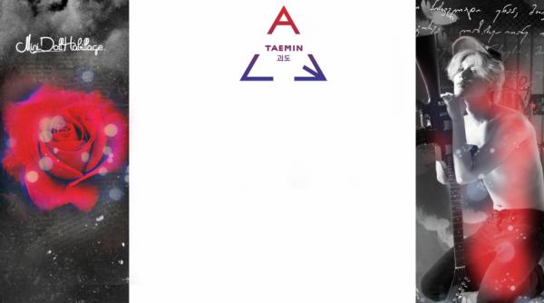 Habillage : Taemin.
