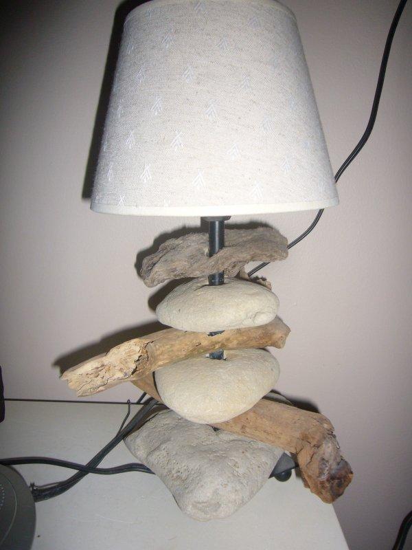 vente objet en bois flotte et galet relookage de vieux meubles steph deco. Black Bedroom Furniture Sets. Home Design Ideas