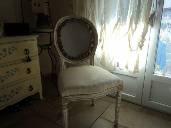 voici la suite de mes chaises