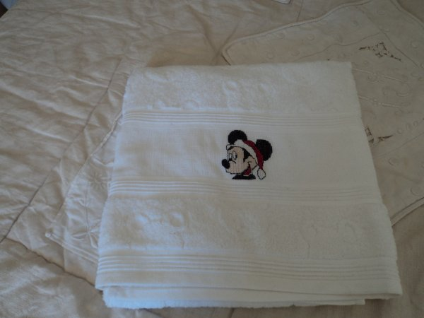Fini le Mickey !!!!