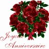 Un merveilleux anniversaire à toutes les personnes du Monde.