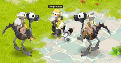 La mise en retraite du panda et l'arrivée du vieux jeune enu !