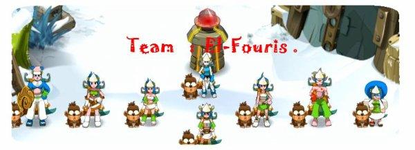 Présentations des teams .