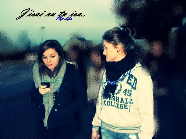 Laura & Marion la base ♥♥♥