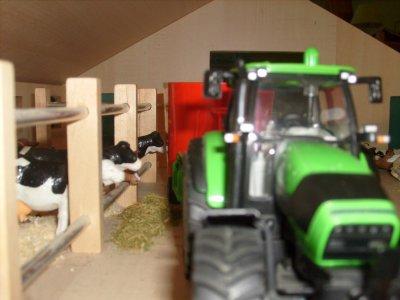faut soigner les vaches!!