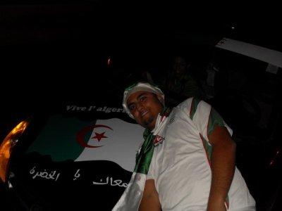 match soudane algérie egypte
