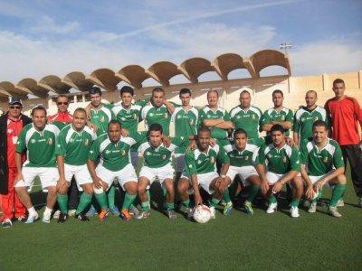 mon club deux foot balle algérien d'oran aire algérie club w a m mak ya khadra diri hala