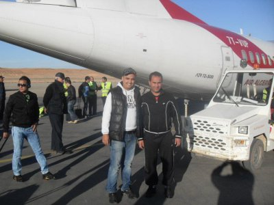 airoport algerie