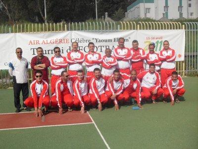 c'est tous mes équipe dans ma vie aire algerie