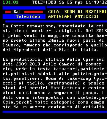 #Startup di #artigianato non temono la #crisi