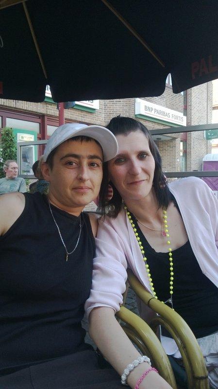 ma soeur de coeur et moi