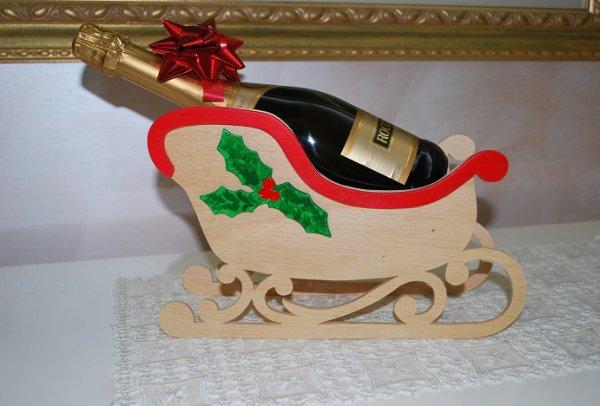 Traîneau de Noël................2013