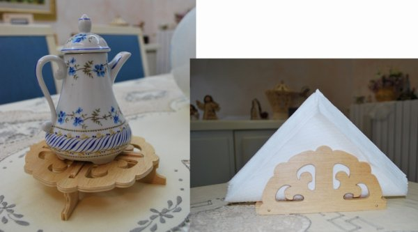 TOWEL HOLDER - BASE TEAPOT
