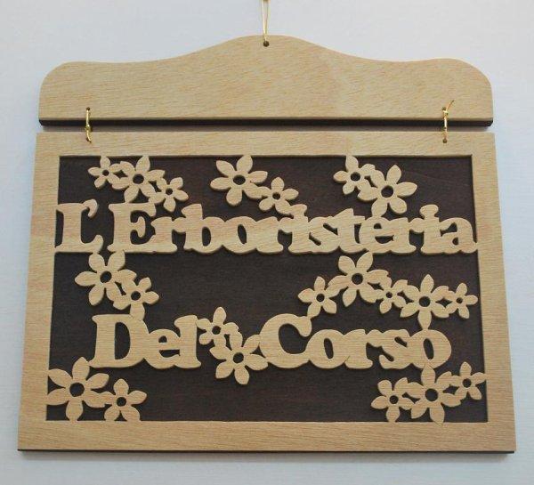 "Cadre ""Herboriste""......................."