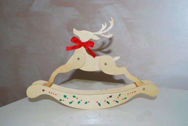 Renne de Noël......................