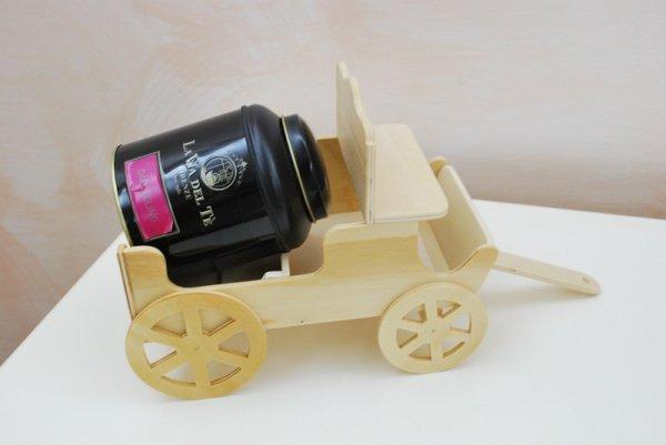 Thé Wagon..................