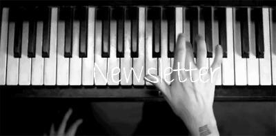 ♪ newsletter