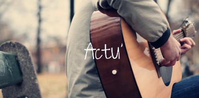 ♫ actu'