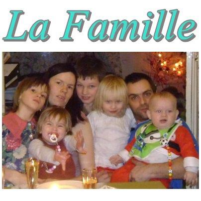 La Familles ;-)