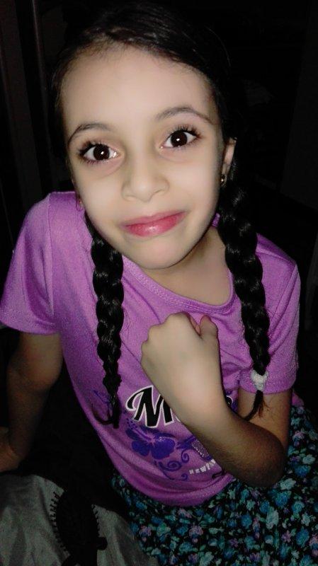 Ma fille 9 ans deja