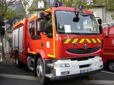 monde des pompiers