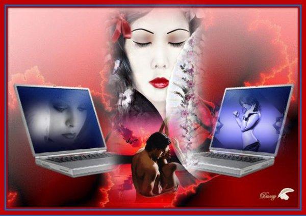 @  Pour vous, la petite Créa  du Jeudi  ,  mes amies et amis@