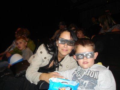 dans un cinema 4d trop cool