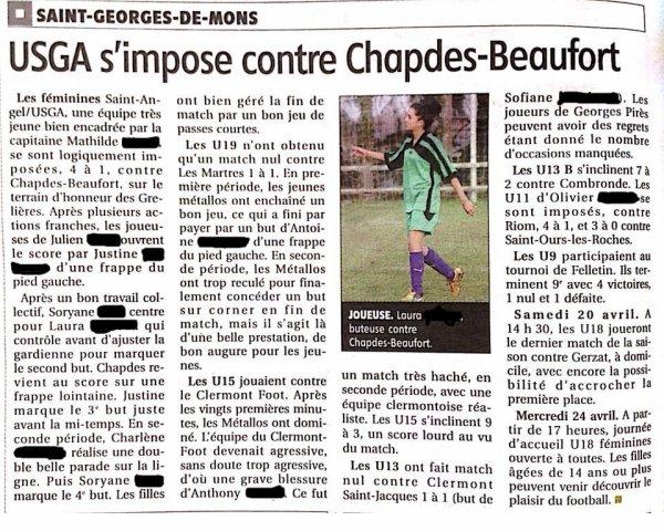 ... Le football ...