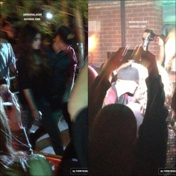 Le 26/06/12 : Après avoir été à la première du film de Katy Perry, Selena à été au Chateau Marmont, à Los Angeles.