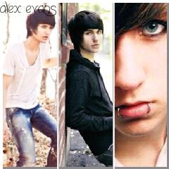 Mes montages photos de alex evans :