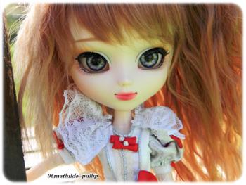 Yuki ~Pullip Snow White~Ma deuxième Pullip~