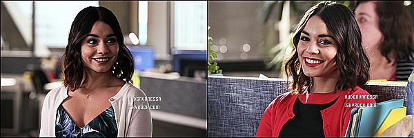 *  Voici deux stills de l'épisode 1x 08 « Emergency Punch-Up »  de la série Powerless !   *
