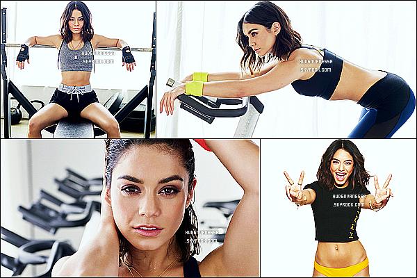*  Découvrez un photoshoot de Vanessa pour le magazine « Women's Health »  de mai !   *