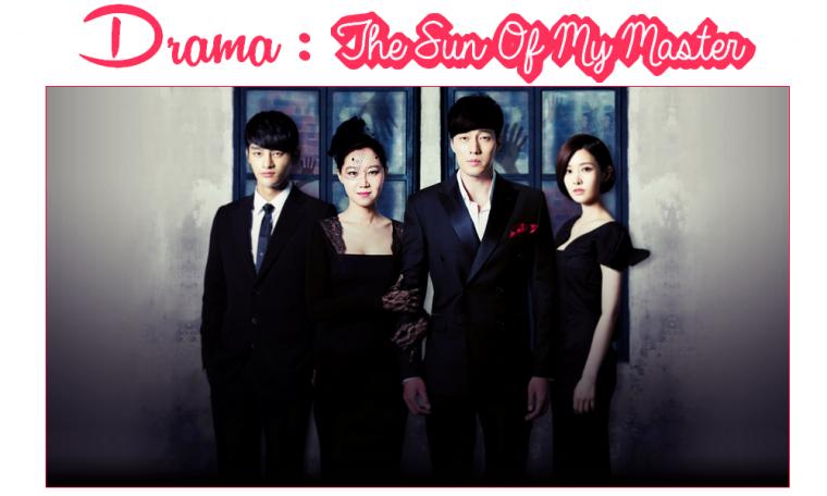 Drama : The Master's Sun / The Sun Of My Master ♥