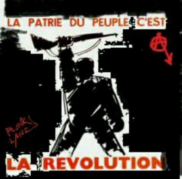 Vive la revolution !