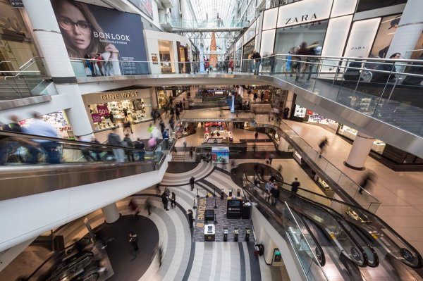Could Malls and Boutiques Soon Become a Thing of the Past?