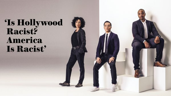 Racism in Hollywood?