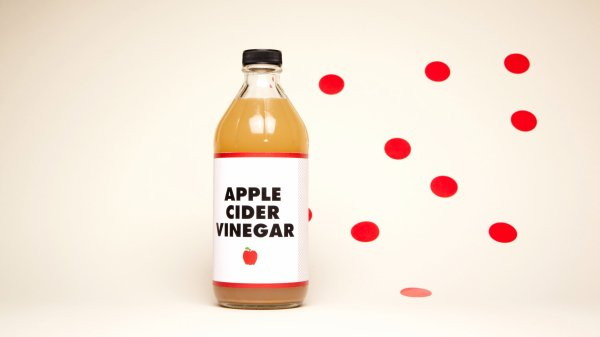 The Many Benefits of Apple Cider Vinegar