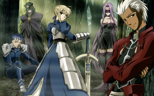 ♥ Fate Stay Night  ♥