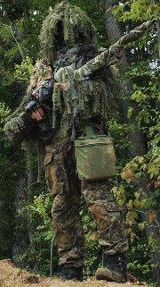 القناص من اصعب المهن  وهجا احد اصحابي من المكسيك يعمل قي الكتيبة الفداء وبعث لي هته الثورة
