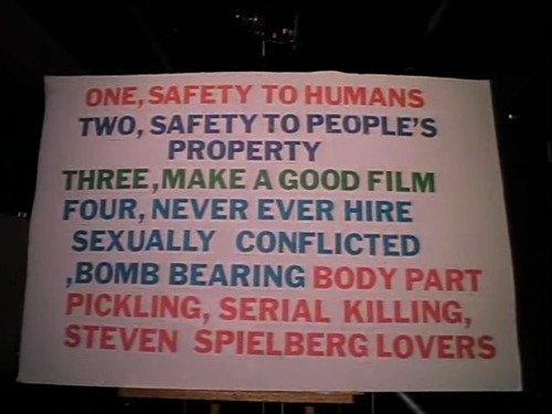 Terror Fimer, un film qu'il est bien à regarder.