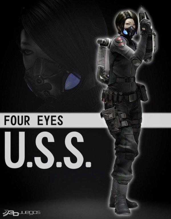quatre yeux