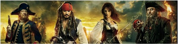 Pirates des caraibes 4 : La Fontaine de Jouvence